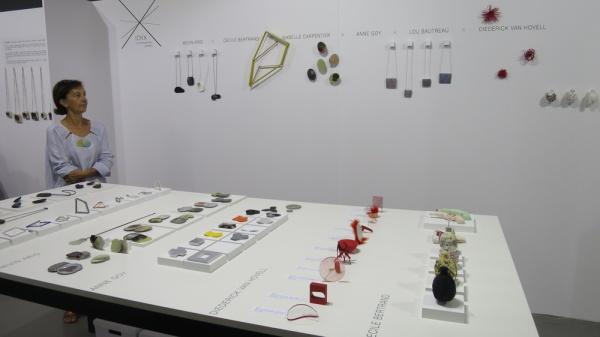 ICKX gallery, Brussels, Belgium