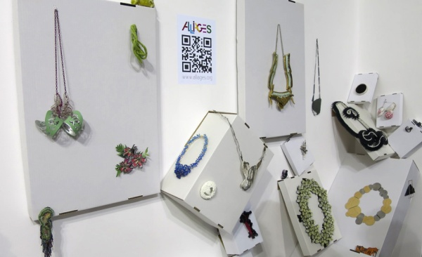 ALLIAGES gallery, Lille, France